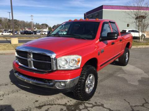 2007 Dodge Ram Pickup 3500 for sale at MARLAR AUTO MART SOUTH in Oneida TN