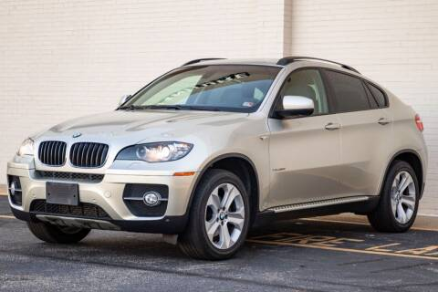 2011 BMW X6 for sale at Carland Auto Sales INC. in Portsmouth VA