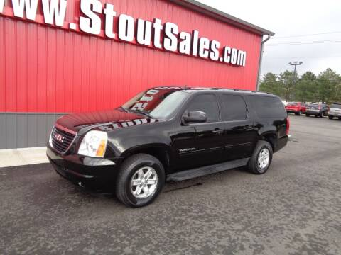 2011 GMC Yukon XL for sale at Stout Sales in Fairborn OH