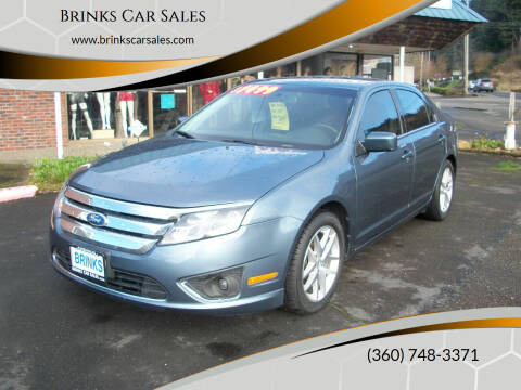 2011 Ford Fusion for sale at Brinks Car Sales in Chehalis WA