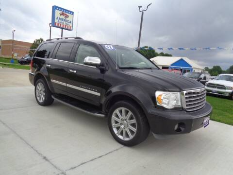 2007 Chrysler Aspen for sale at America Auto Inc in South Sioux City NE