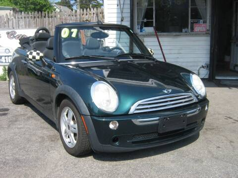 2007 MINI Cooper for sale at JERRY'S AUTO SALES in Staten Island NY