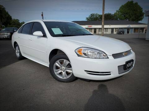 2014 Chevrolet Impala Limited for sale at Northwest Premier Auto Sales in West Richland And Kennewick WA