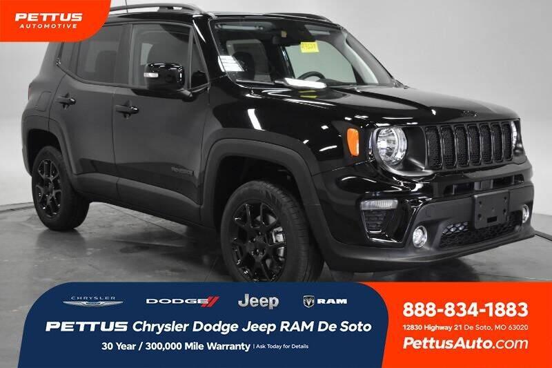 2020 Jeep Renegade for sale in De Soto, MO