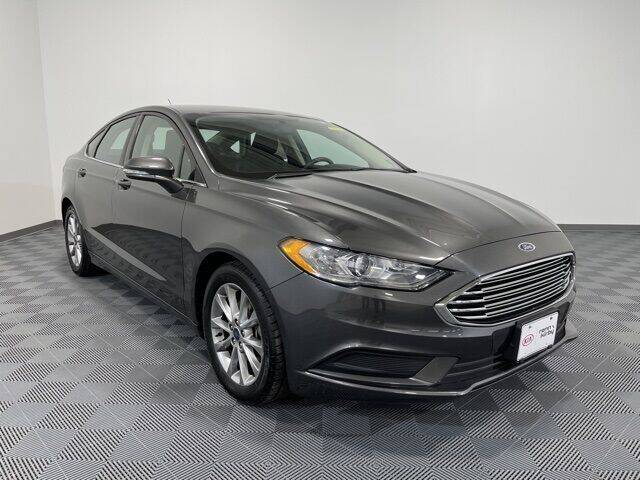 2017 Ford Fusion for sale at Renn Kirby Kia in Gettysburg PA