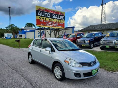 2011 Nissan Versa for sale at Mox Motors in Port Charlotte FL