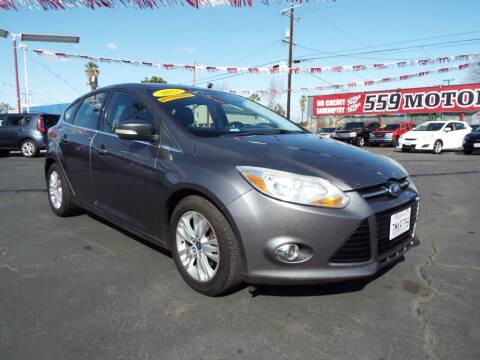 2012 Ford Focus for sale at 559 Motors in Fresno CA