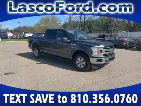 2018 Ford F-150 for sale at LASCO FORD in Fenton MI
