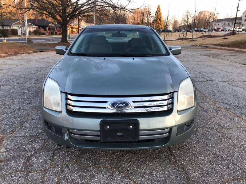 2007 Ford Fusion for sale at Affordable Dream Cars in Lake City GA