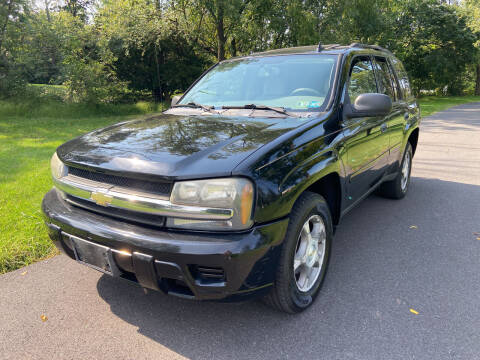 2007 Chevrolet TrailBlazer for sale at ARS Affordable Auto in Norristown PA