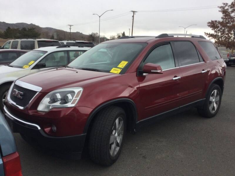 2011 GMC Acadia for sale at Small Car Motors in Carson City NV