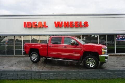 2015 Chevrolet Silverado 2500HD for sale at Ideal Wheels in Sioux City IA