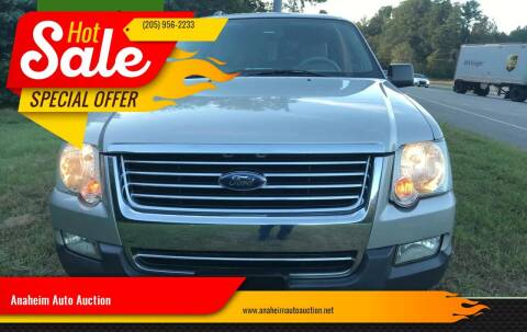 2006 Ford Explorer for sale at Anaheim Auto Auction in Irondale AL