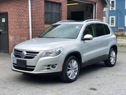 2009 Volkswagen Tiguan for sale at Emory Street Auto Sales and Service in Attleboro MA