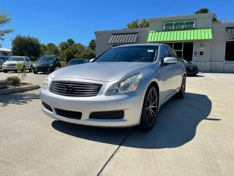 2008 Infiniti G35 for sale at Cross Motor Group in Rock Hill SC