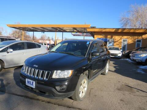 2012 Jeep Compass for sale at Nile Auto Sales in Denver CO