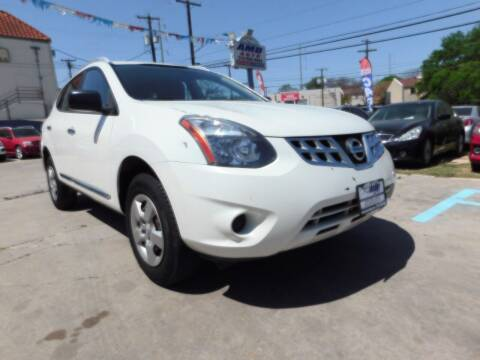 2015 Nissan Rogue Select for sale at AMD AUTO in San Antonio TX