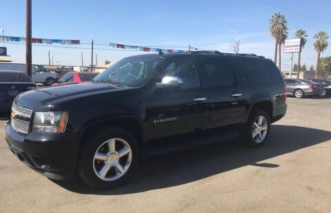 2014 Chevrolet Suburban for sale at First Choice Auto Sales in Bakersfield CA