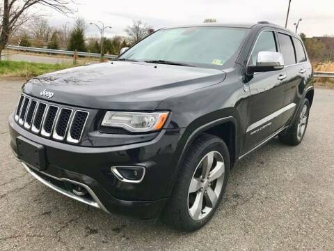 2014 Jeep Grand Cherokee for sale at Mid Atlantic Truck Center in Alexandria VA