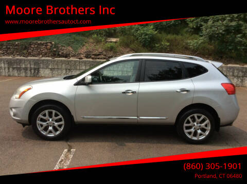 2011 Nissan Rogue for sale at Moore Brothers Inc in Portland CT