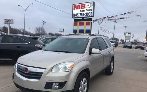 2010 Saturn Outlook for sale at MB Auto Sales in Oklahoma City OK