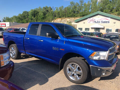 2015 RAM Ram Pickup 1500 for sale at Gilly's Auto Sales in Rochester MN