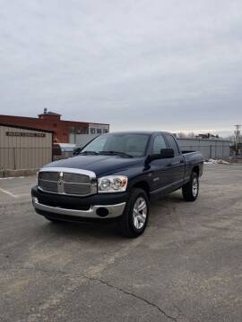 2008 Dodge Ram Pickup 1500 for sale at iDrive in New Bedford MA