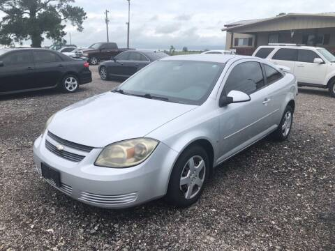 2008 Chevrolet Cobalt for sale at COUNTRY AUTO SALES in Hempstead TX