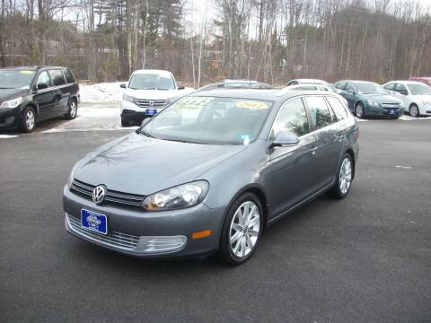 2012 Volkswagen Jetta for sale at Auto Images Auto Sales LLC in Rochester NH