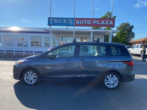 2012 Mazda MAZDA5 for sale at True's Auto Plaza in Union Gap WA