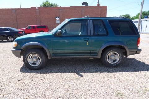 1998 Ford Explorer for sale at Paris Fisher Auto Sales Inc. in Chadron NE