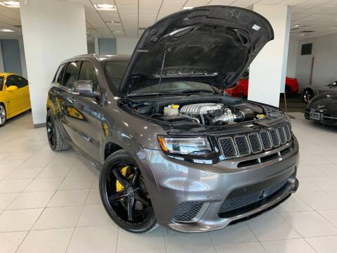 2018 Jeep Grand Cherokee for sale at Auto Mall of Springfield in Springfield IL
