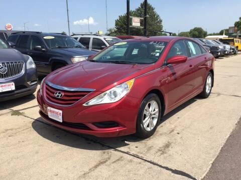 2012 Hyundai Sonata for sale at De Anda Auto Sales in South Sioux City NE