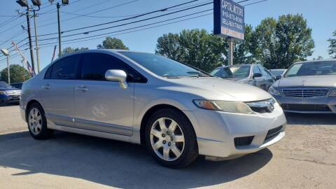 2010 Honda Civic for sale at Capital Motors in Raleigh NC