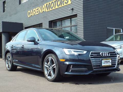 2018 Audi A4 for sale at Carena Motors in Twinsburg OH