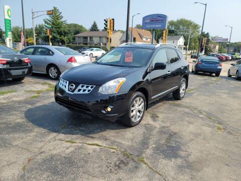 2012 Nissan Rogue for sale at MOE MOTORS LLC in South Milwaukee WI