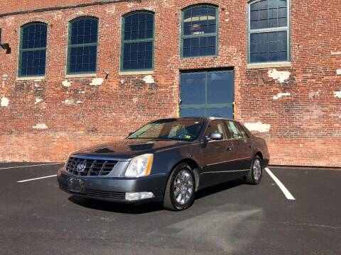 2010 Cadillac DTS for sale at Fournier Auto and Truck Sales in Rehoboth MA
