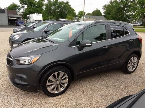 2017 Buick Encore for sale at Economy Motors in Muncie IN