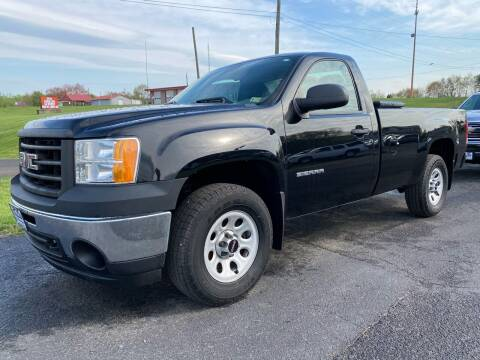 2013 GMC Sierra 1500 for sale at SETTLE'S CARS & TRUCKS in Flint Hill VA