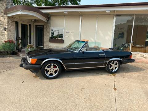 1986 Mercedes-Benz 560-Class for sale at Midway Car Sales in Austin MN