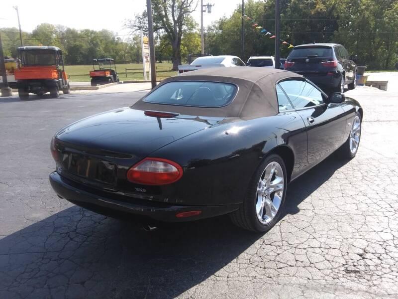 1999 Jaguar XK-Series XK8 2dr Convertible - Hanover PA