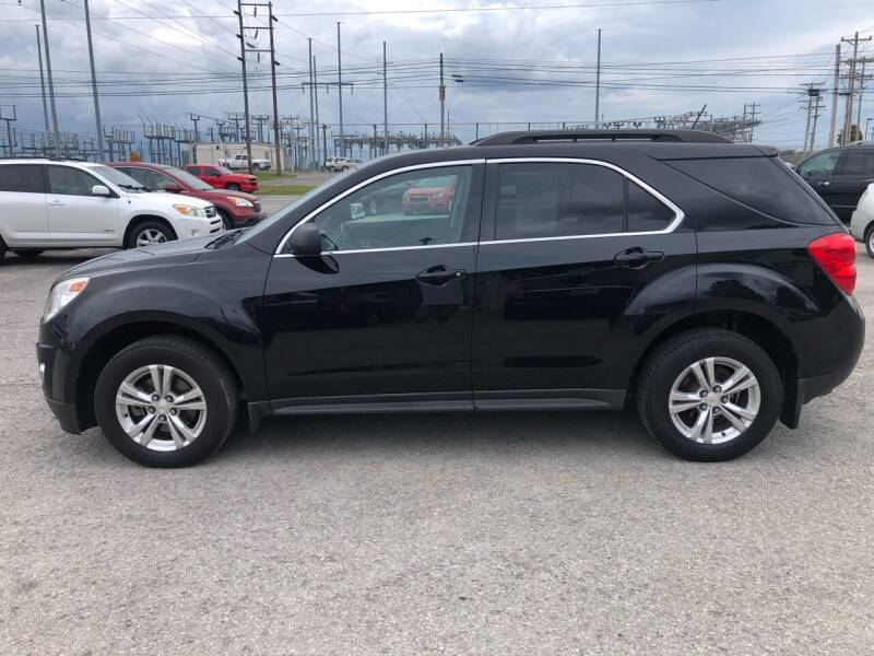 2013 Chevrolet Equinox for sale at Kings Auto Sales in Cadiz KY