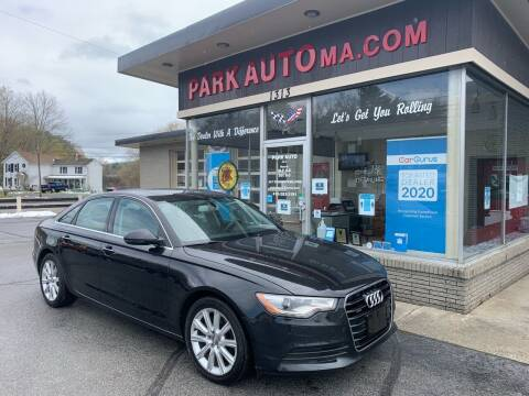 2014 Audi A6 for sale at Park Auto LLC in Palmer MA
