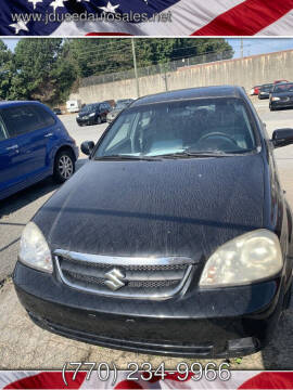 2006 Suzuki Forenza for sale at J D USED AUTO SALES INC in Doraville GA