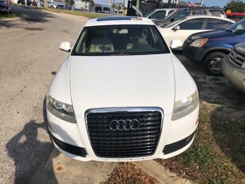 2010 Audi A6 for sale at Castagna Auto Sales LLC in Saint Augustine FL