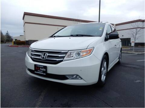 2012 Honda Odyssey for sale at A-1 Auto Wholesale in Sacramento CA