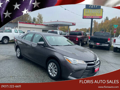 2015 Toyota Camry for sale at FLORIS AUTO SALES in Anchorage AK