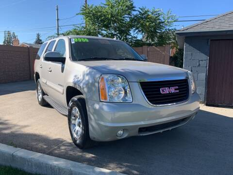 2007 GMC Yukon for sale at Berge Auto in Orem UT