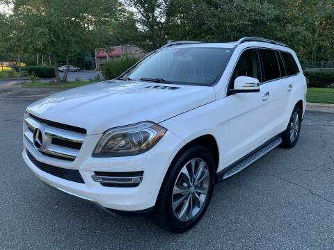 2014 Mercedes-Benz GL-Class for sale at Triangle Motors Inc in Raleigh NC