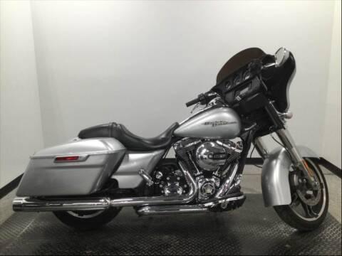 2014 Harley-Davidson FLHX STREET GLIDE for sale at Eastside Auto Sales in El Paso TX
